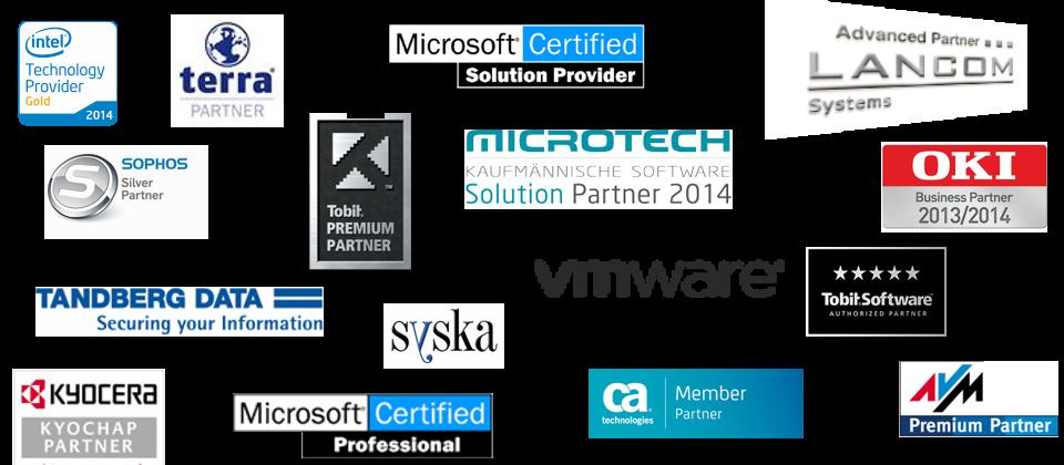 Zertifiziertes IT Systemhaus